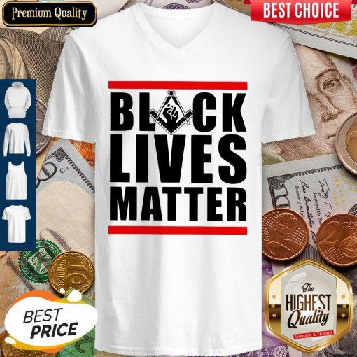Official Black Lives Matter V Neck