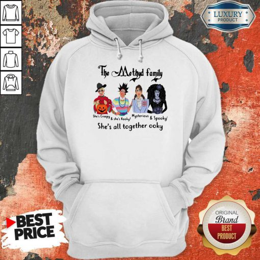 The Methyd Family She's All Together Ooky Hoodie