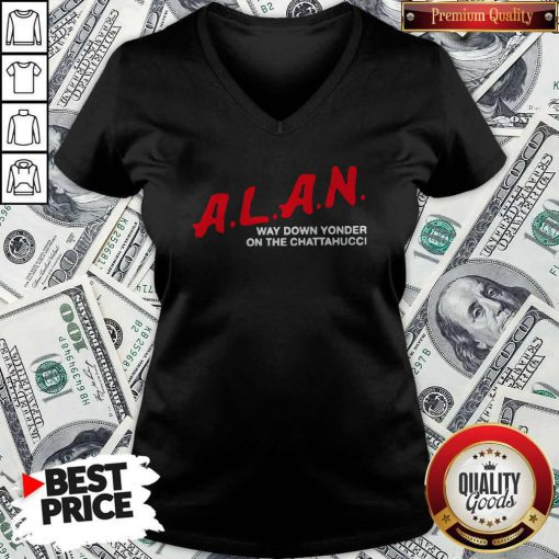 A.L.A.N Way Down Yonder On The Chattahucci 2020 V-neck