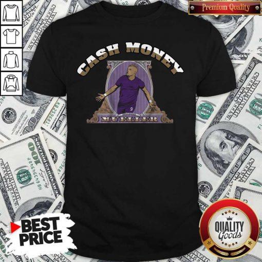 Cash Money Mueller 2020 Orlando MLSPA Licensed Shirt