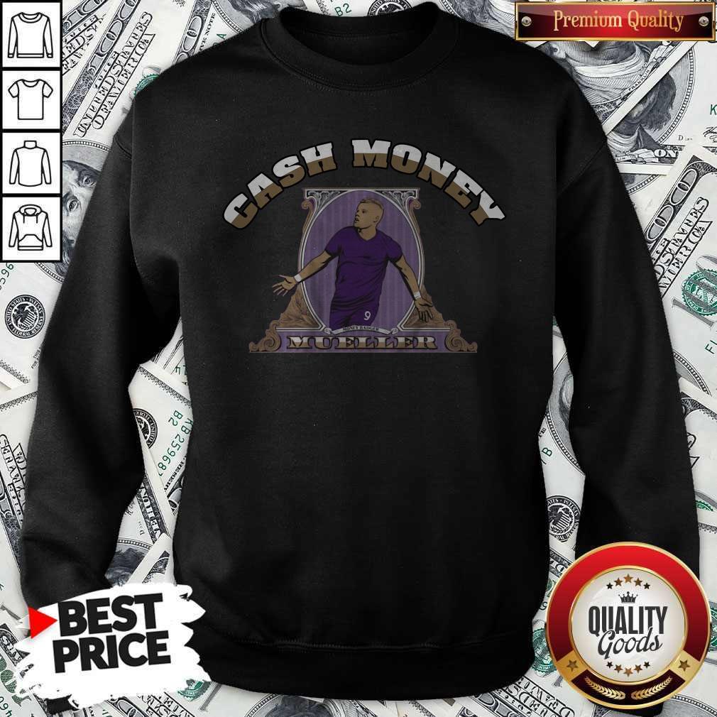 Cash Money Mueller 2020 Orlando MLSPA Licensed Sweatshirt