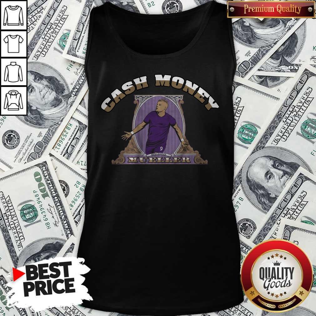 Cash Money Mueller 2020 Orlando MLSPA Licensed Tank Top