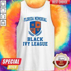 Florida Memorial BCU Black Ivy League Tank Top