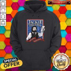 Funny Jackie Daytona Human Bartender Hoodie