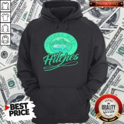 nice-bitches-with-hitches-truck-green-Hoodie