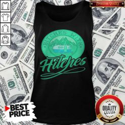 nice-bitches-with-hitches-truck-green-Tank Top