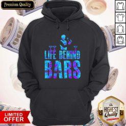 Nice Black Label Life Behind Bars Hoodie