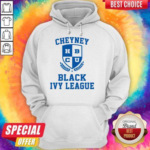 Nice Cheyney BCU Black Ivy League Hoodie