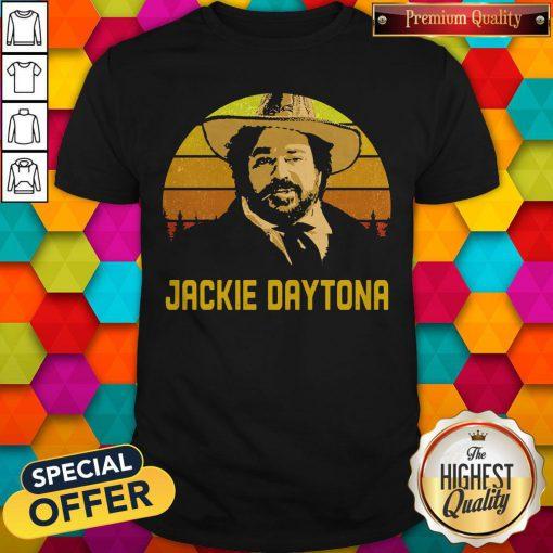Nice Jackie Daytona Vintage Retro Shirt