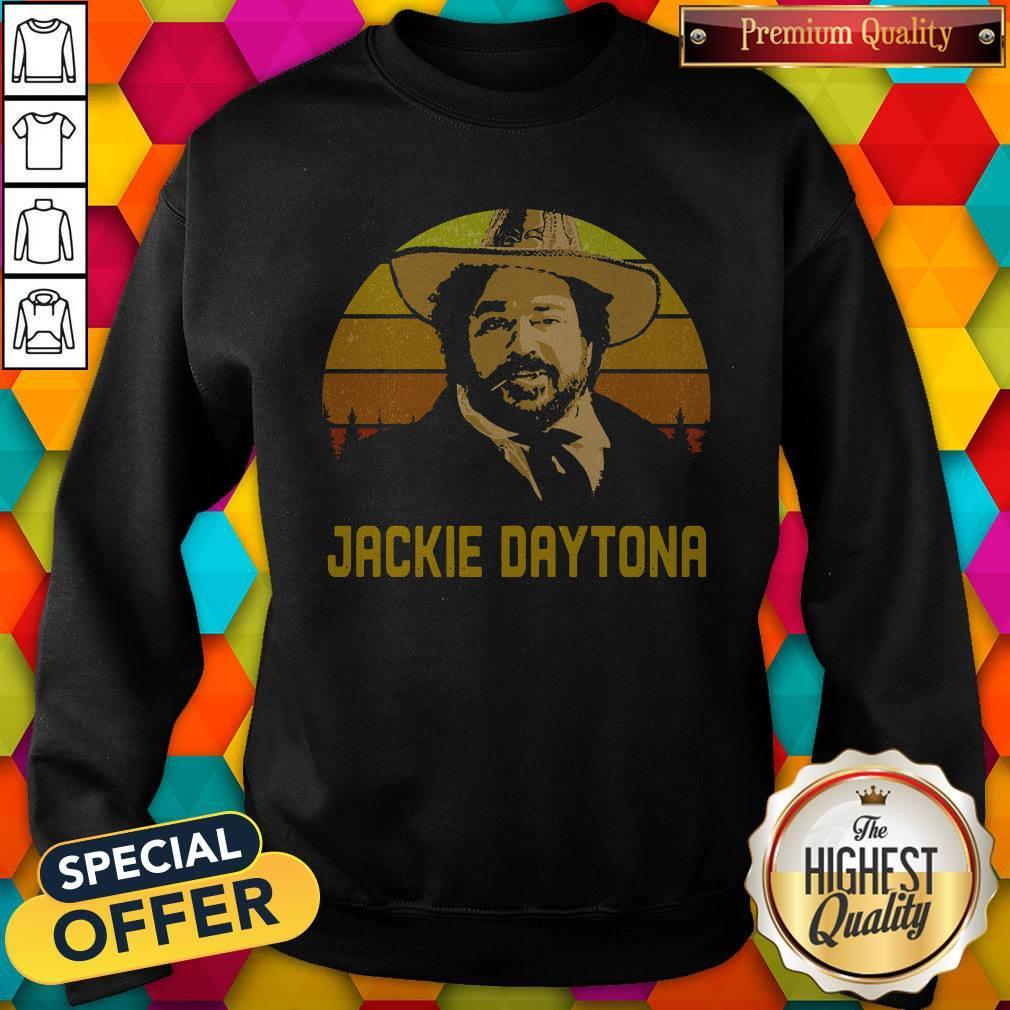 Nice Jackie Daytona Vintage Retro Sweatshirt