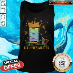 Official All Hives Matter Bees Tank Top