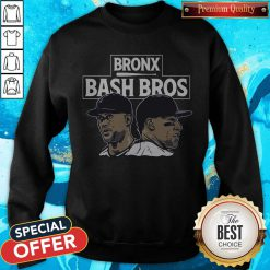 Official Judge ' Stanton Bronx Bash Bros Official T-Sweatshirt