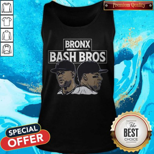 Official Judge ' Stanton Bronx Bash Bros Official T-Tank Top