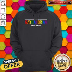 The Gaydalorian This Is The Way Hoodie