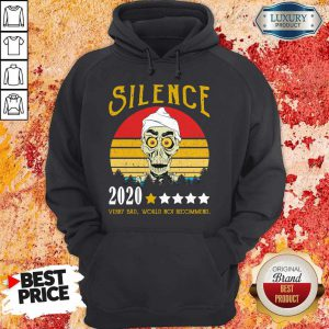 Achmed Silence 2020 Very Bad Would Not Recommend Vintage Hoodie