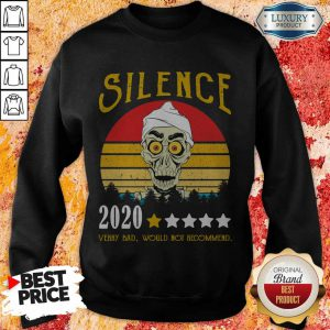 Achmed Silence 2020 Very Bad Would Not Recommend Vintage Sweatshirt