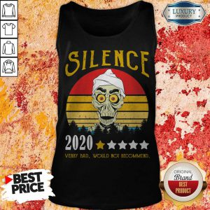 Achmed Silence 2020 Very Bad Would Not Recommend Vintage Tank Top