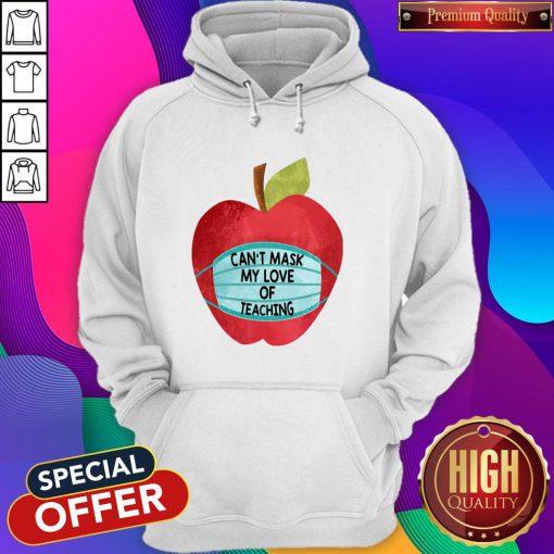 Apple Can't Mask My Love Of Teaching Hoodoe