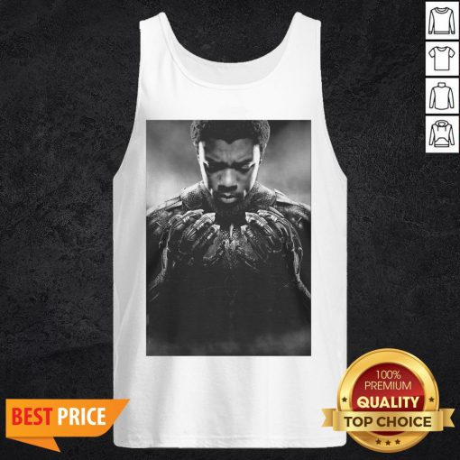 Black Panther Thank You For The Memories Signature Tank Top