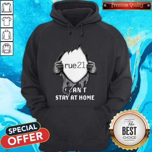Blood Inside Me Rue21 I Can't Stay At Home Hoodie
