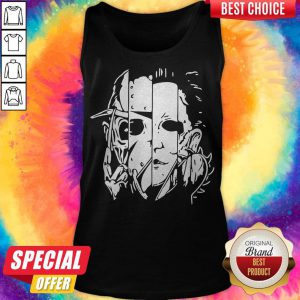 Freddy Jason Michael Thomas Shirt Horror Shirt Halloween Tank Top