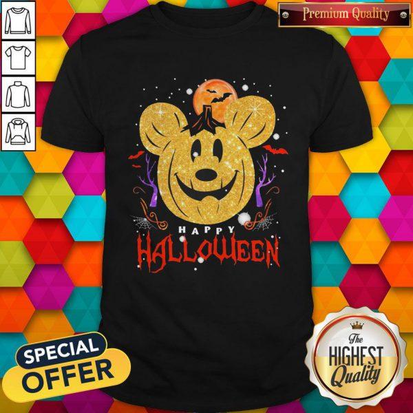 Funny Mickey Mouse Happy Halloween Shirt