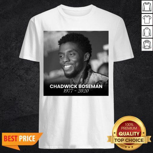 Funny Rip Chadwick Boseman Shirt
