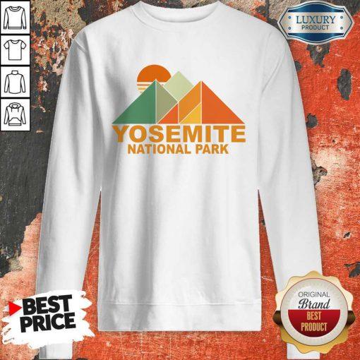 Funny Yosemite Sweatshirt