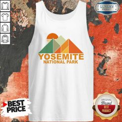 Funny Yosemite Tank Top