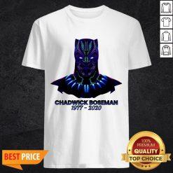 Grand RIP Chadwick Boseman 1977-2020 ShirtGrand RIP Chadwick Boseman 1977-2020 Shirt