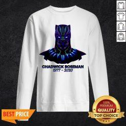 Grand RIP Chadwick Boseman 1977-2020 Sweatshirt