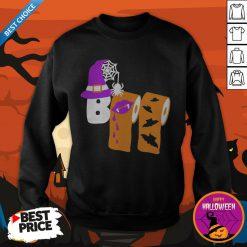 Halloween Boo Toilet Paper 2020 Quarantined Sweatshirt