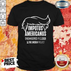Impetus Americanus The Lincoln Project Shirt