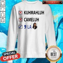 Kuhmahluh Cameluh Comma La Sweatshirt