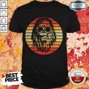 Nice Bigfoot Face Vintage Shirt