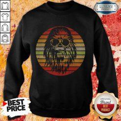 Nice Bigfoot Face Vintage Sweatshirt