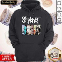 Nice Slipknot Horror Characters Face Hoodie