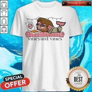 Nice Vineyard Vines Barstool Shirt