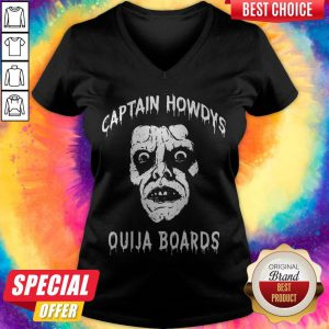 OfficIal Captain Howdys Ouija Boards V-neck