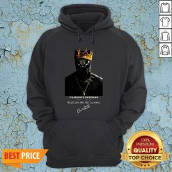 RIP Chadwick Boseman A Tribute To King T'challa The Black Panther Hoodie