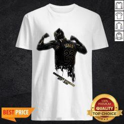 vRip Wakanda King T'Challa Black Panther Chadwick Boseman 1977 2020 Signature Shirt