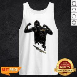 Rip Wakanda King T'Challa Black Panther Chadwick Boseman 1977 2020 Signature Tank Top