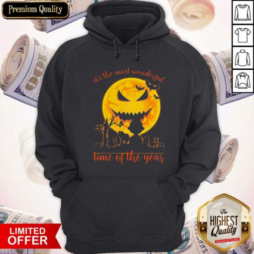 Snoopy And Charlie Brown It's The Most Wonderful Time Of The Year HoodieSnoopy And Charlie Brown It's The Most Wonderful Time Of The Year Hoodie