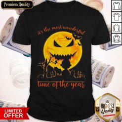 Snoopy And Charlie Brown It's The Most Wonderful Time Of The Year Shirt