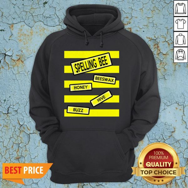 Spelling Bee Funny Pun Teacher HaSpelling Bee Funny Pun Teacher Halloween Costume Hoodielloween Costume Hoodie