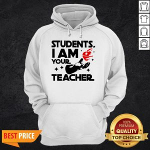 Star Wars Students I Am Your Teacher Hoodie