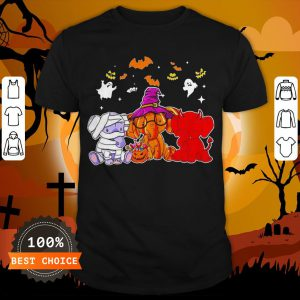 Awesome Elephant Ghost Halloween Shirt