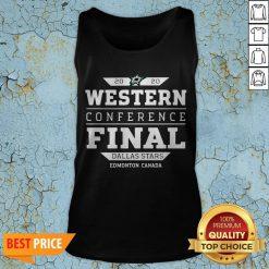 Dallas Stars 2020 Western Conference Final Tank TopDallas Stars 2020 Western Conference Final Tank Top