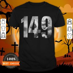 Drew Brees Mike 149 Las Vegas Raiders T-Shirt