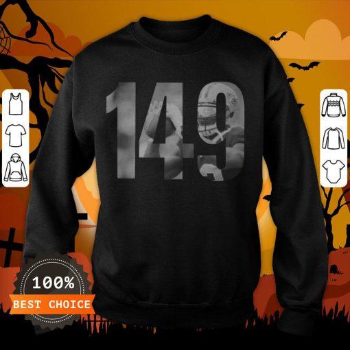 Drew Brees Mike 149 Las Vegas Raiders T-Sweatshirt